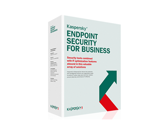 Kaspersky(企業版)- Kaspersky Endpoint Security for Business