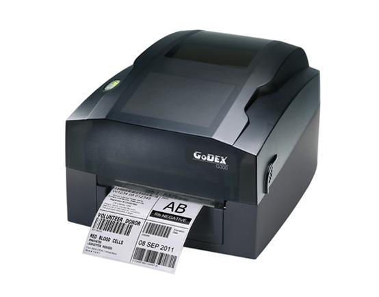 桌上型條碼打印機 GODEX G300