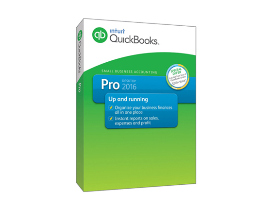 Quickbook Pro 2016 US Version